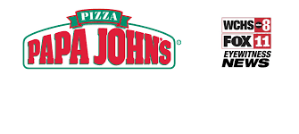 papa johns and wchs are offering pizza in exchange for canned