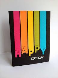 easy birthday card ideas best 25 handmade birthday cards ideas on