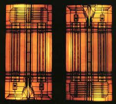 windows design pattern detail on frank lloyd wright u0027s home