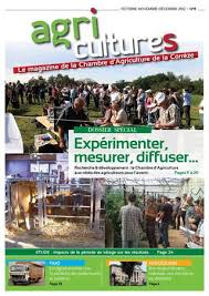 chambre agriculture correze agri cultures chambre d agriculture corrèze by dumas amarie issuu