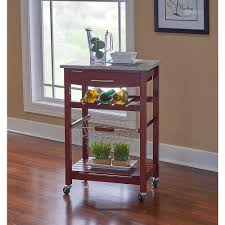 Kitchen Island Cart Granite Top by Linon Kitchen Island Granite Top 44037wenge 01 Kd U The Home Depot
