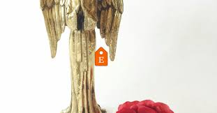 Home Interior Angel Figurines 9 H Christmas Angel Angel Statue Home Interior