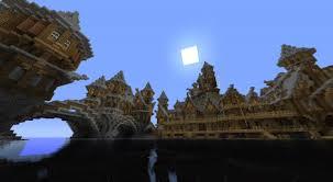 Minecraft City Maps 1 7 10 Kargeth Medieval City Map Download Minecraft Forum