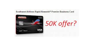 Rewards Business Credit Cards Southwest Airlines Rapid Rewards Premier Business Credit Card