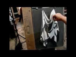 Drapery Art Instructional How To Draw Drapery Demo From Tan U0027s Fine Art Studio
