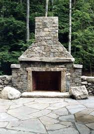 How To Build A Stone by How To Build A Stone Outdoor Fireplace Marvelous Ideas Stone