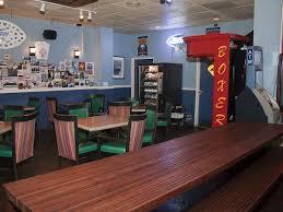 Pizza Restaurant Interior Design The Essential Pizza Restaurants Of Las Vegas