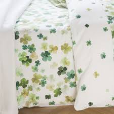 clover print bed linen bed linen linen bedroom and linen bedding