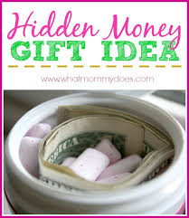 7 creative money gift ideas hide money gift and creative