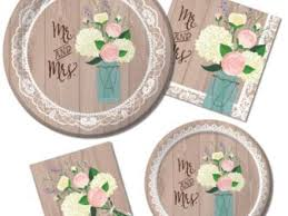 wedding party plates 37 rustic disposable plates wedding paper plates wedding