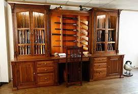Pine Gun Cabinet Gun Cabinets Cheap Techieblogie Info