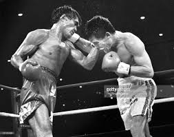 julio cesar chavez v jose luis ramirez pictures getty images