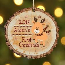 1st Christmas Decorations Personalized Christmas Gifts For Babies Personal Creations