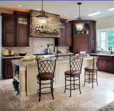 kitchens with different colored islands mix and match the kitchen lang s kitchen bath