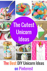 whimsical diy unicorn ideas that your kids will love princess