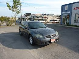 nissan altima for sale kitchener 2006 nissan altima 2 5 s for sale in kitchener ontario 4 199