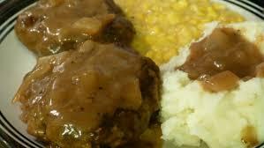 southern style hamburger steak u0026 gravy youtube