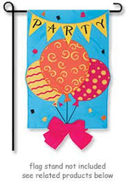 Custom Decor Garden Flags 41 Best Celebration U0026 Party Flags Images On Pinterest Garden