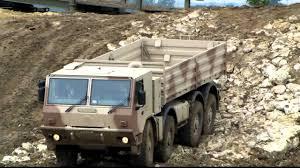 tatra 8x8 military truck system youtube