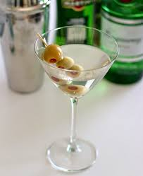 martini olive garnish