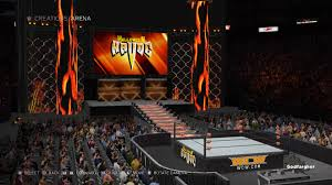 wcw halloween havoc ps4 clareto u0027s modern wcw arenas final update custom arenas