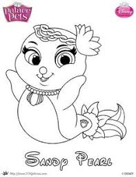 pets coloring page disney u0027s princess palace pets free coloring pages and printables