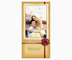 traditional photo greeting cards