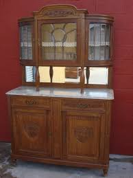 Marble Top Buffet by Antique Hutches Antique Cabinets Antique Buffets From Antique