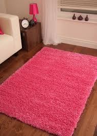 Raspberry Pink Rug Bright Pink Modern Rugs Fuschia Large Cool Funky Cheap Deep Round