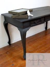queen anne entry table love the paint job on this table paisley polka dot threads queen