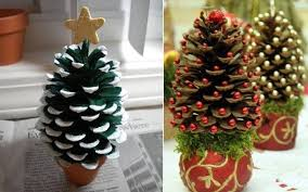 how to make christmas tree with waste material archives diyspins