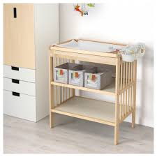 Change Table Ikea Gulliver Changing Table Comfortable Height For Changing The