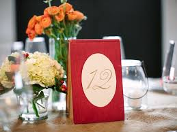 Diy Table Number Holders 35 Most Appealing Wedding Table Number Ideas Gurmanizer