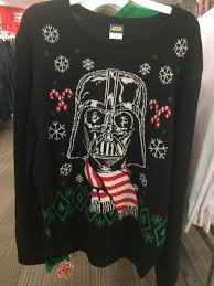 this festive darth vader sweater darth vader target and 21st