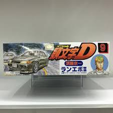 mitsubishi lancer evo 3 initial d fujimi 18338 initial d 9 mitsubishi lancer evolution iii gsr evo 3
