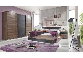 Schlafzimmer Mit Metallbett Schlafzimmer Schlammeiche Schwarzeiche Mit Schwebetürenschrank