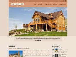 apartment themes free wordpress theme