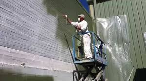 applying sherwin williams conflex for waterproofing youtube