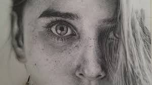 amazing works of art made only with a pencil