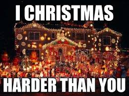 Funny Holiday Memes - xmas to the limit cheezburger funny memes funny pictures