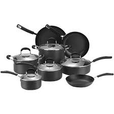 Cuisinart Dishwasher Safe Anodized Cookware Cooks 13 Pc Classic Dishwasher Safe Hard Anodized Non Stick