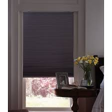 shop levolor 72 in l dove room darkening cordless polyester
