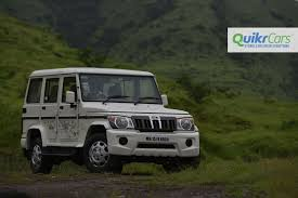 indian jeep mahindra mahindra bolero power review test drive