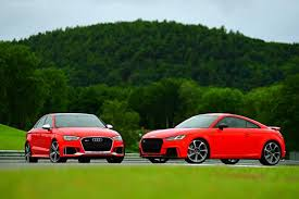 audi rs 3 five cylinder frenzy 2018 audi rs3 tt rs