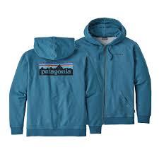 patagonia men u0027s p 6 logo midweight full zip hoody