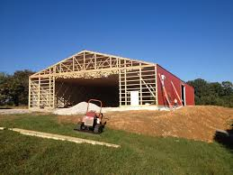 Cost Of Pole Barns How To Construct A Pole Barn Robbins Architecture