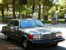 mercedes n used 1978 mercedes 450 sel car for sale at auctionexport
