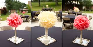 cheap wedding table decorations ideas corners 50th