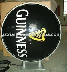 Outdoor Light Box Signs Guinness Acrylic Outdoor Light Box Signs Buy Outdoor Light Box