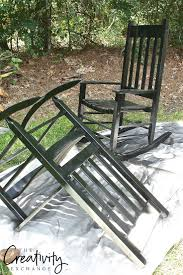 Remove Rust From Outdoor Furniture by Best Paints To Use For Outdoor Furniture Accessories And Pots